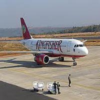 Kingfisher Airlines makes alternate booking arrangements