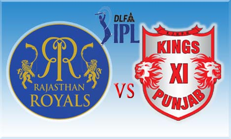 Kings XI Punjab To Take On Rajasthan Royals At PCA Stadium
