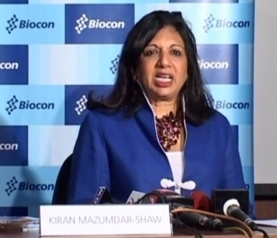 Biocon posts better-than-expected Q2 net profit