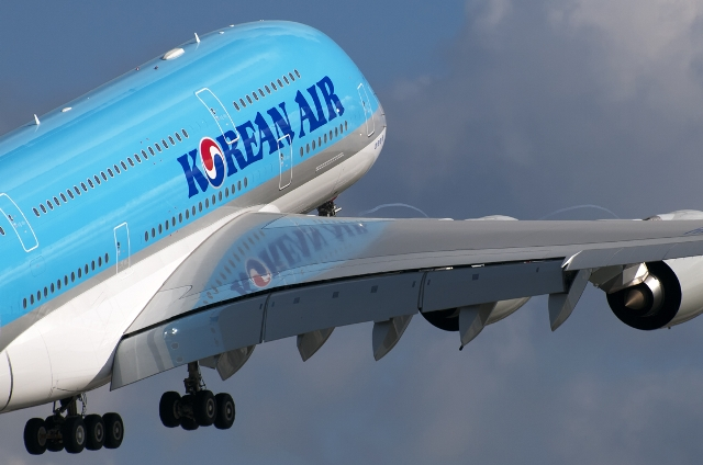 Korean Air launches Airbus A380 service at Atlanta