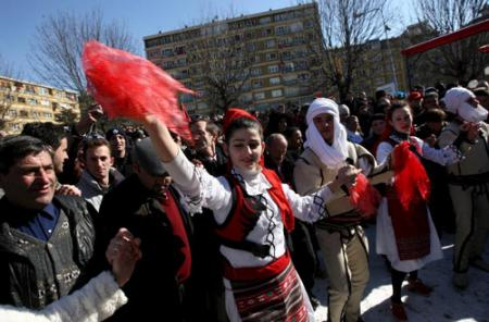 Albanians in kosovo