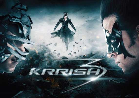 'Krrish 3' sets new record, earns Rs 228.23cr in fortnight
