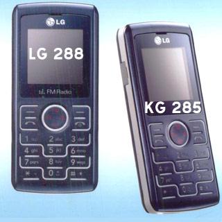 LG GSM Handsets
