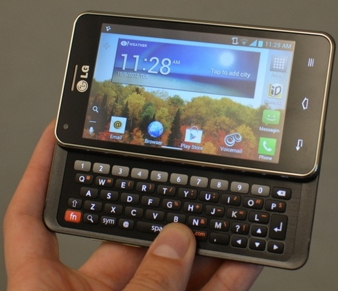 Sprint to sell two qwerty handsets – Motorola Photon Q and LG Mach