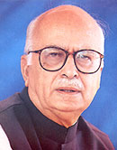 Advani to undertake countrywide tour to galvanize BJP