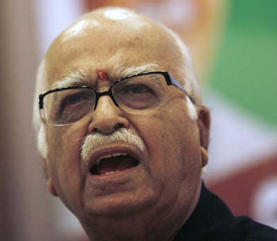 Advani vows to stamp out terrorism