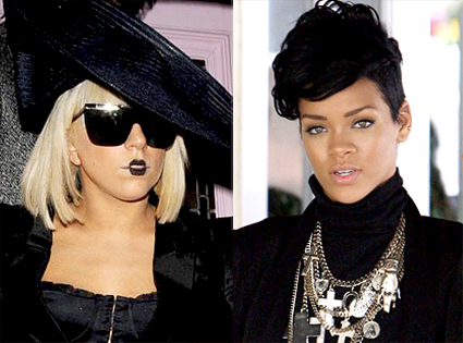 Lady Gaga, Rihanna Not To Collaborate
