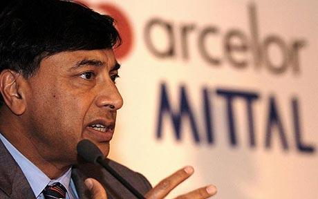 Mittal to acquire UK assets from Lafarge, Anglo American