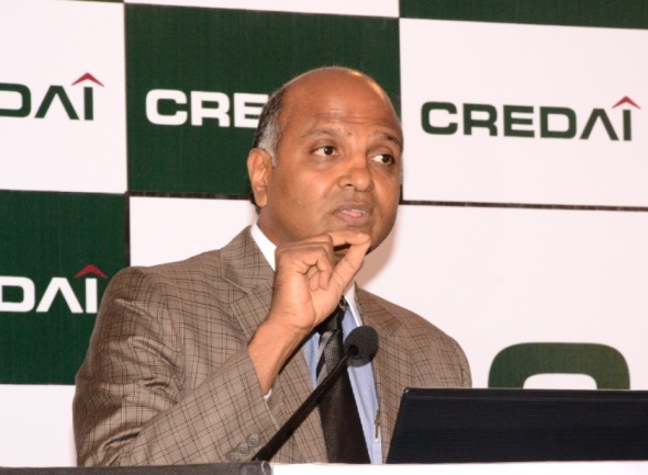 Higher costs, delays in approvals adding to real estate sector's woes: says Credai chief