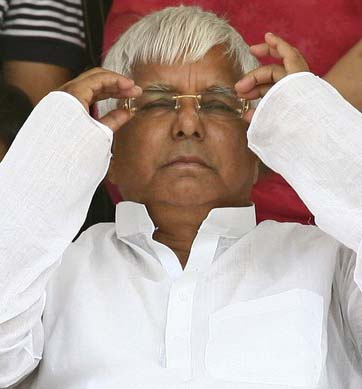 Now, Lalu opposes Women''s Reservation Bill in its present form