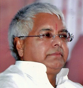 Lalu Prasad files nomination papers from Patliputra