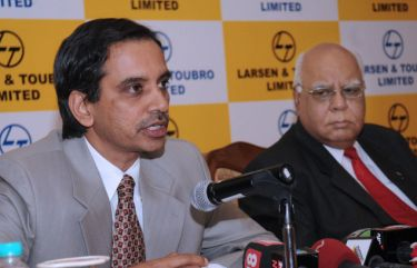 L&T aiming or more revenues overseas