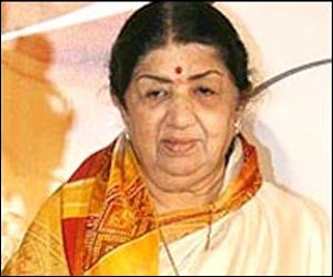 Lata Mangeshkar hale and hearty