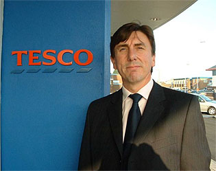 McIlwee to step down as Tesco finance director