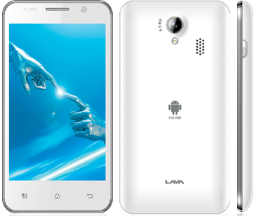 Lava quietly launches Android-based Iris 430 handset