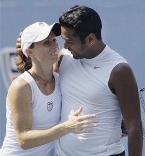Paes-Cara duo runner-up in US mixed doubles