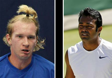 Paes-Dlouhy duo storms into Dubai Open quarters