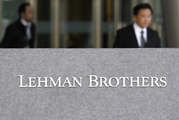 Finance Industry Marks Five Years Of Lehman Brothers