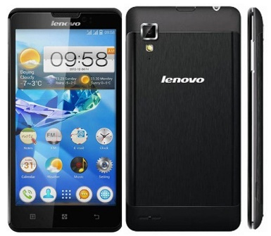 Lenovo launches new smartphones in India