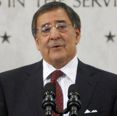 Afghan transition a 'sign of steady progress': Panetta