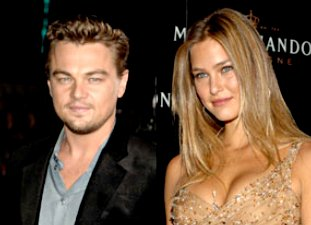 DiCaprio back with Refaeli