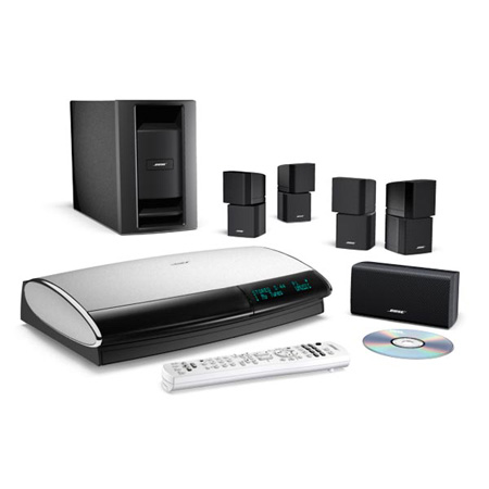 Bose's Lifestyle Home Theatre Systems