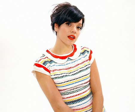 Lily Allen suffers from mild arthritis London Oct 25 Brit singer Lily