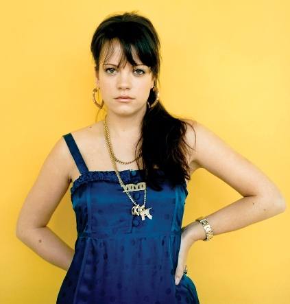 New Delhi, Apr 13 : Pop star Lily Allen is planning to get a tattoo saying