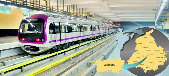Punjab governments moves ahead on Ludhiana Metro project