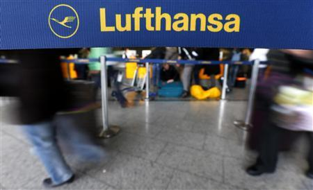 Lufthansa subsidiary officials charged for bribery