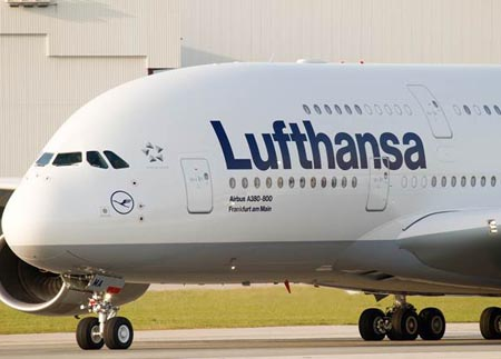 Largest strike in Lufthansa history hits airline