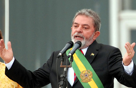 Brazil to offer poor countries climate funding, Lula says