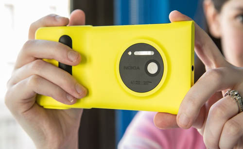 Nokia's 41 megapixel camera phone launch Oct 11