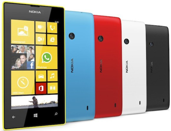 Nokia launches new Lumia 720