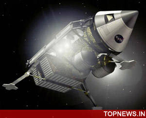 India's moon impact probe land...