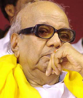 Karunanidhi says can''t forgive LTTE for killing Rajiv Gandhi