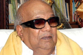 Karunanidhi accuses TN government of double-standards in Sethu issue