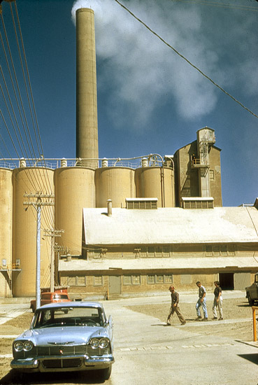 Mitsubishi Cement Plant : Lafarge buys l t s ready mix concrete business for rs