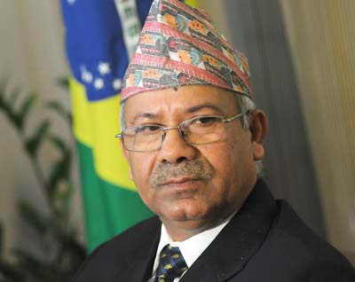 Nepal PM begins China visit