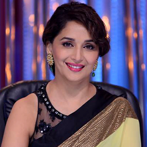 Husband compliments Madhuri for 'Dedh Ishqiya'