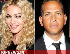 Enraged Madonna 'spends quality time with A-Rod'
