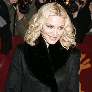 Madge's adopted son asks real father ''who are you?''