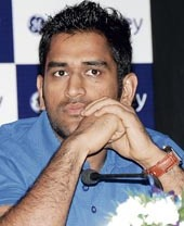 Indian team supporters single out Dhoni for Lords' debacle