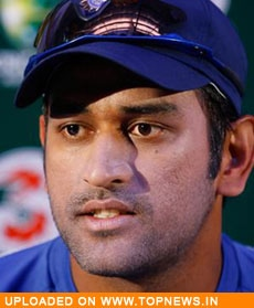 Dhoni's captaincy in arena of question marks