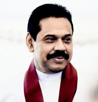 Rajapaksa offers prayers at Tirupati temple