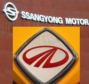 Mahindra signs agreement for Ssangyong