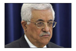 Abbas discusses peace process with US, Russia