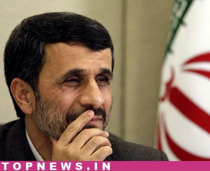 Ahmadinejad sacks Iran's sole female lawmaker from health post