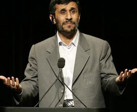 Ahmadinejad asks Pak to quickly hand over 'security agents' involved in IRG attack