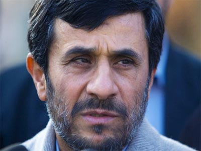 Ahmadinejad to appoint female vice president